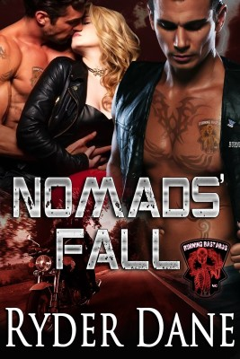 Nomads' Fall: MC Romance (Burning Bastards MC Book 2)